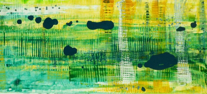 Jan Astner Synesthetic Garden  abstract image