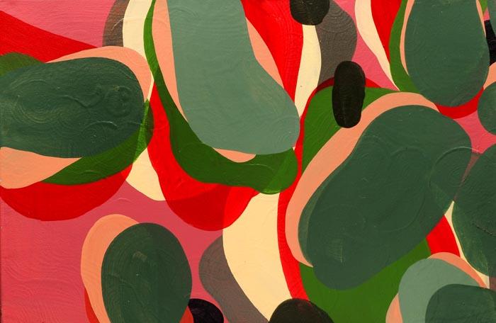 Jan Astner abstract works of art