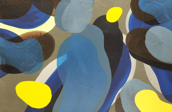 Jan Astner abstract pieces of art